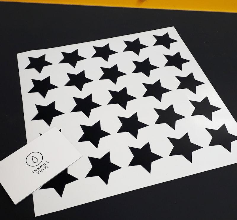 Star Set-Kids stickers