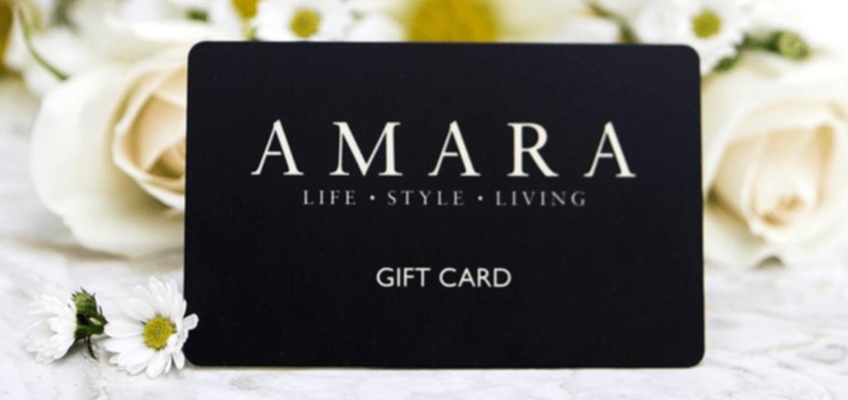 Amara Gift card