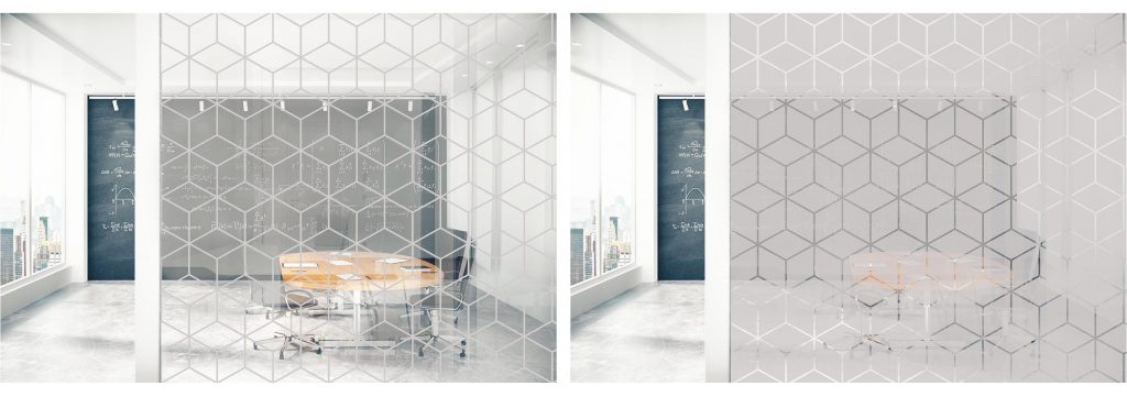 how to use the pattern tool geometric window film pattern