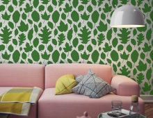 How to Use Nature Wall Stickers