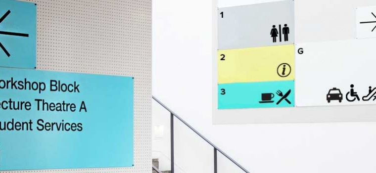 3 Types of Wayfinding Signage You Need