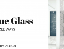 Etched Glass, Sandblasted Glass or Frosted Window Film?