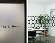 How to brand a co-working space using vinyl