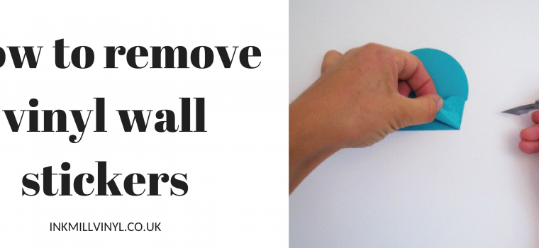 How to Remove Vinyl Wall Stickers