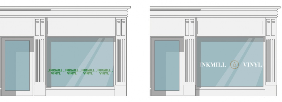 3 Uses for Vinyl Decals in Shop Windows